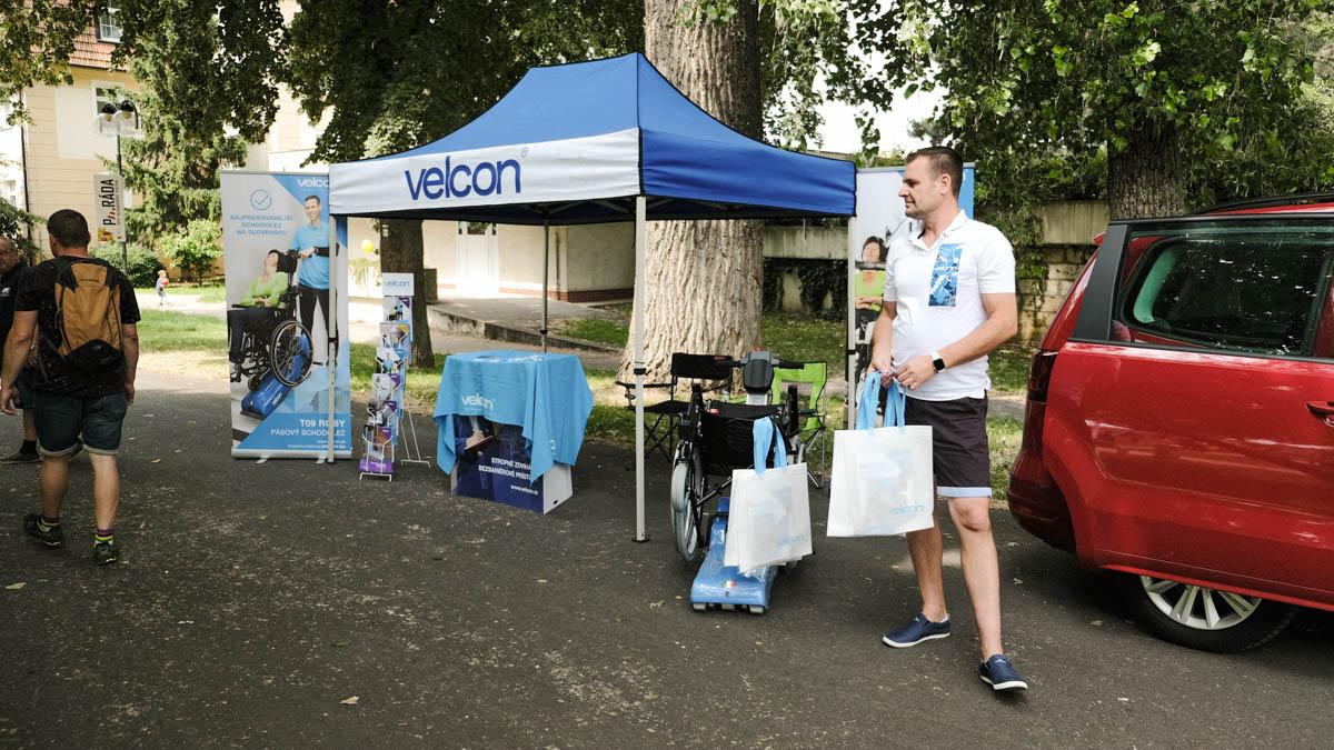 Paráda festival - Velcon