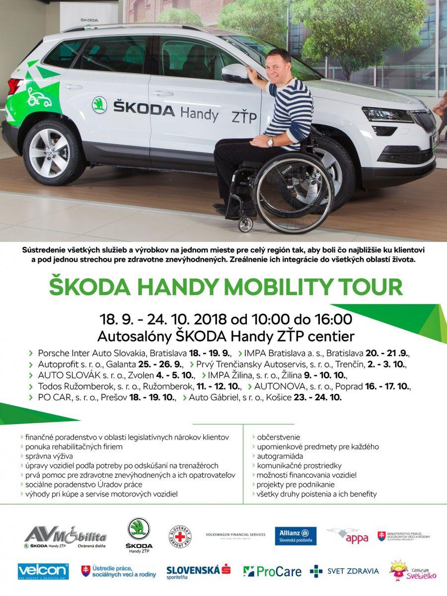 Škoda Handy Tour