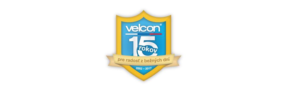 Velcon - 15. rokov