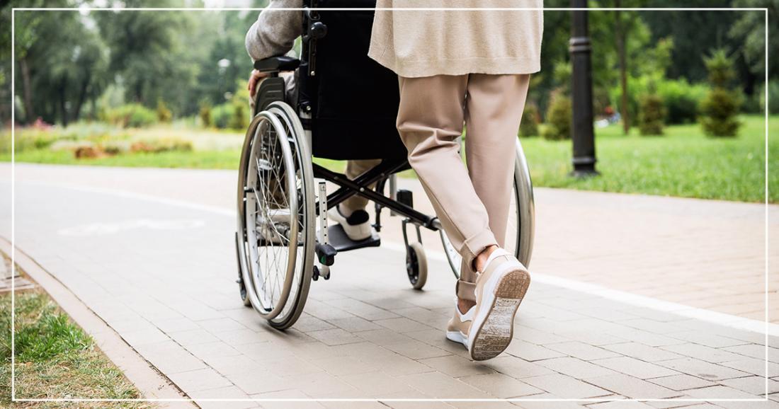 Ako vybaviť invalidný vozík