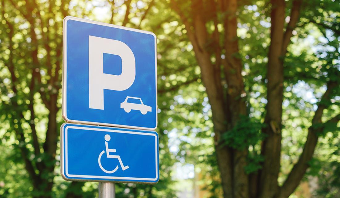 Ako vybaviť parkovací preukaz  pre osobu s ŤZP?