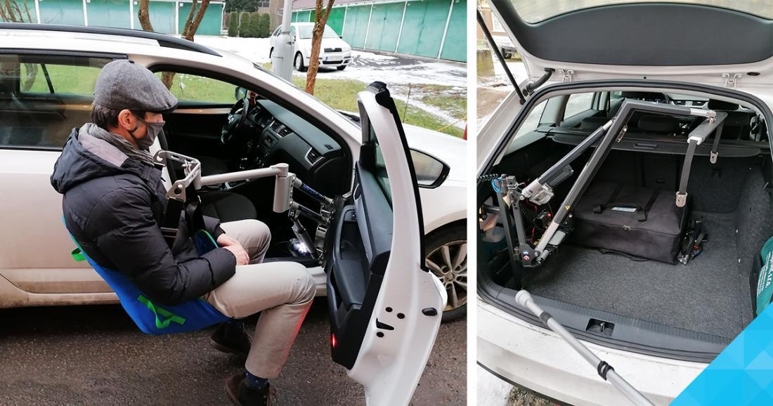 Úpravy áut pre ŤZP | Bezbariérové vozidlo