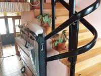 Šikmá plošina na schody