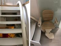 Inštalácia stoličkového výťahu Freelift