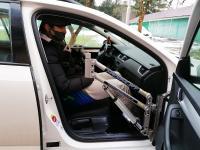 Úprava automobilu pre imobilných