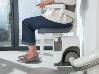 Koľajnica stoličkového výťahu